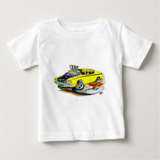 Buick GSX Yellow Car Baby T-Shirt