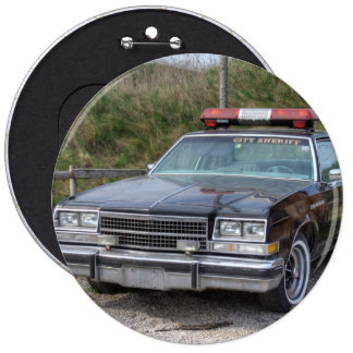 Buick Le Sabre 6 Inch Round Button