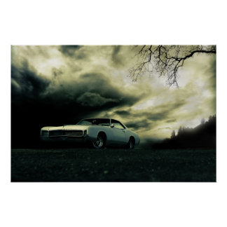 Buick Riviera GS poster