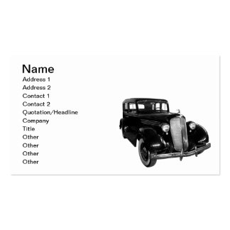 Buick Series 40 Pack Of Standard Business Cards