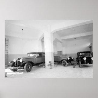 Buick Showroom in Jerusalem: 1920 Poster