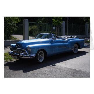 Buick Skylark 1953 Card