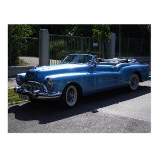 Buick Skylark 1953 Postcard