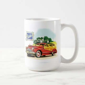 Buick Woody Wagon Coffee Mug