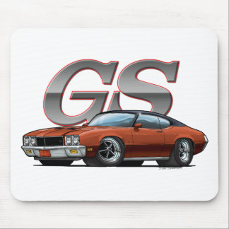 BuickGS_BrownVB Mouse Pad