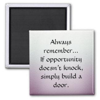 Build a Door Magnet