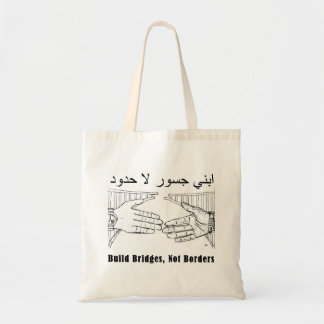 Build Bridges Tote