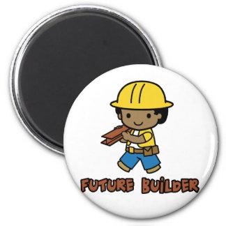 Builder 2 Inch Round Magnet