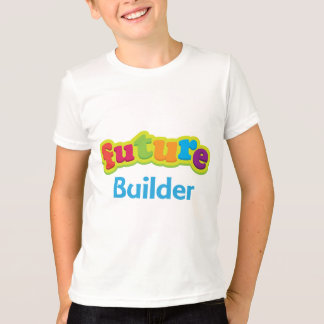 Builder (Future) For Child Shirt