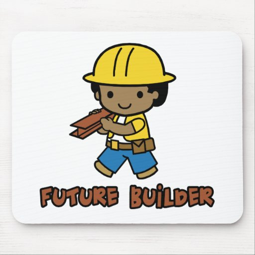 Builder Mouse Pads