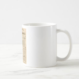 builders of america coffee mug