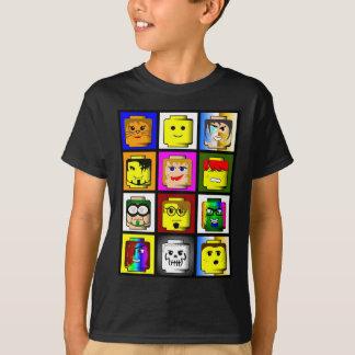 Building Block heads shirt