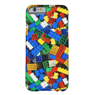 Building Blocks Construction Bricks Barely There iPhone 6 Case