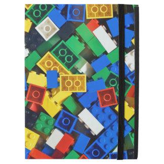 "Building Blocks Construction Bricks ""Construction iPad Pro 12.9"" Case"