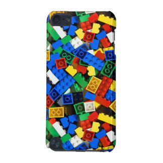 "Building Blocks Construction Bricks ""Construction iPod Touch 5G Cover"
