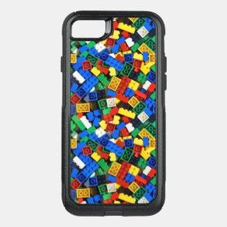 "Building Blocks Construction Bricks ""Construction OtterBox Commuter iPhone 8/7 Case"
