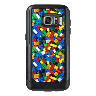 "Building Blocks Construction Bricks ""Construction OtterBox Samsung Galaxy S7 Case"