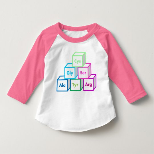 Building Blocks of LIfe Toddler T T-Shirt
