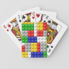 Building Blocks Primary Colour Boy's Playing Cards