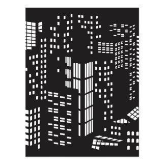Building, buildings, structure, architecture, city postcard
