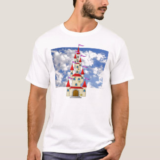Building Castles in the Sky T-Shirt