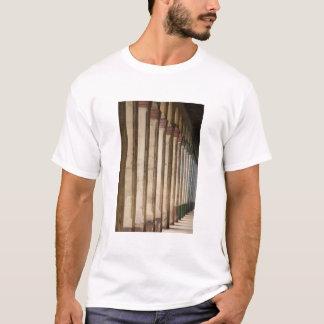 Building columns, Havana, Cuba T-Shirt