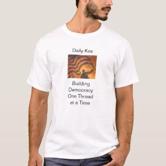 Building Democracy T-Shirt