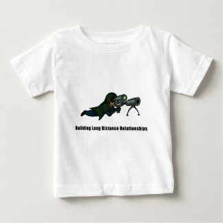 Building Long Distance Relationships Baby T-Shirt