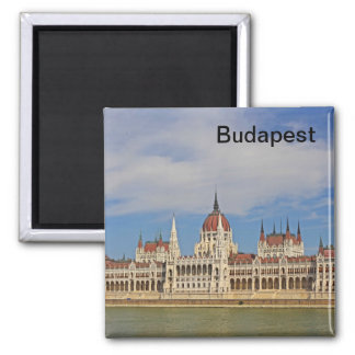 Building of the Budapest parliament, Hungary Magnet