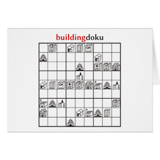 buildingdoku card