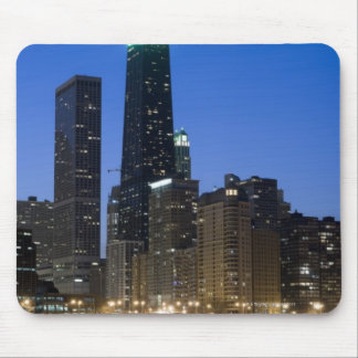 Buildings along the downtown Chicago lakefront 2 Mouse Pad