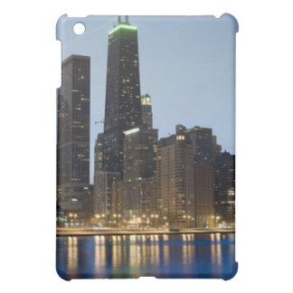 Buildings along the downtown Chicago lakefront iPad Mini Case