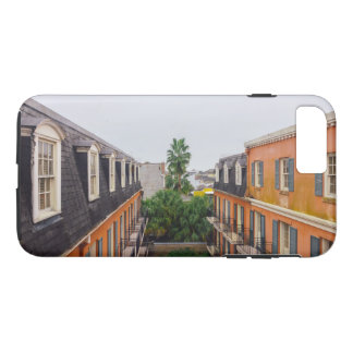 Buildings and Palm Trees in New Orleans Case-Mate iPhone Case
