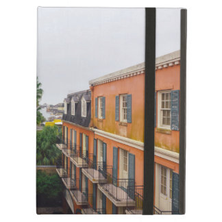 Buildings and Palm Trees in New Orleans iPad Air Cover