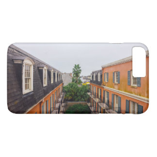 Buildings and Palm Trees in New Orleans iPhone 8 Plus/7 Plus Case