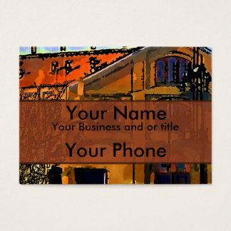 Buildings Business Card