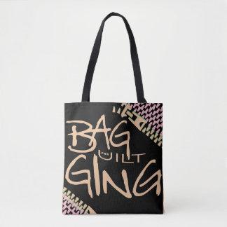 Built for Bagging Tote Bag
