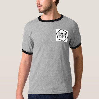 BUILT. NOT BOUGHT. (black/gray) T-Shirt