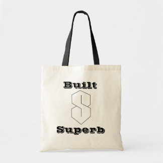 Built Superb Tote Bag