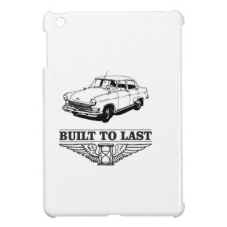 built to last car case for the iPad mini