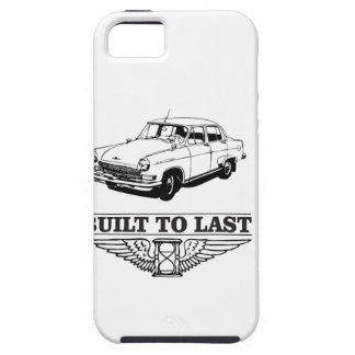 built to last car iPhone 5 case
