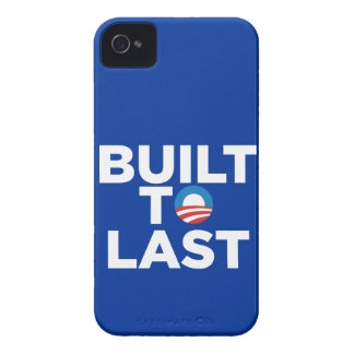 Built to Last - President Barack Obama Case-Mate C iPhone 4 Covers