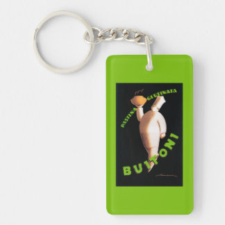 Buitoni Pasta Promotional Poster Keychain