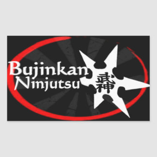 Bujinkan Ninjutsu Sticker