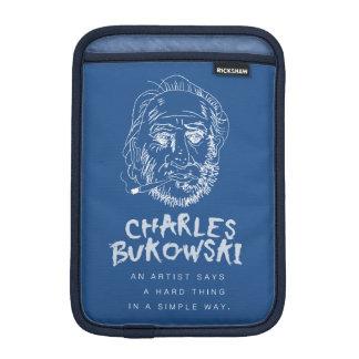 Bukowski, iPad Mini Vertical iPad Mini Sleeve
