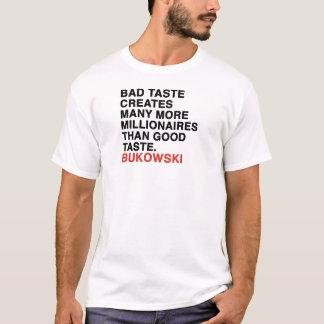 bukowski quotes T-Shirt