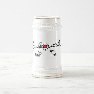 Bukowski's - Beer Stein