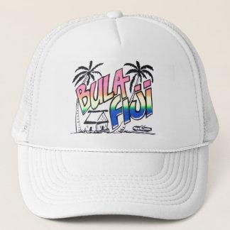 Bula Fiji Mesh Trucker Hat Cap