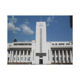 Bulawayo City Hall Canvas Print