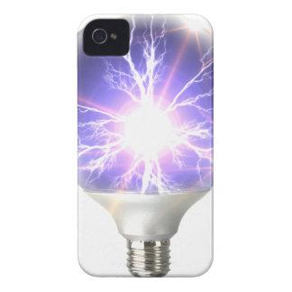 Bulb Lightning Case-Mate iPhone 4 Cases